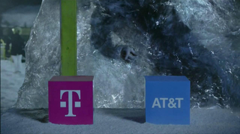 T-Mobile TV Spot, 'Frozen in Ice' - Thumbnail 3