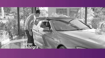 Allegra TV Spot, 'Convertible' thumbnail