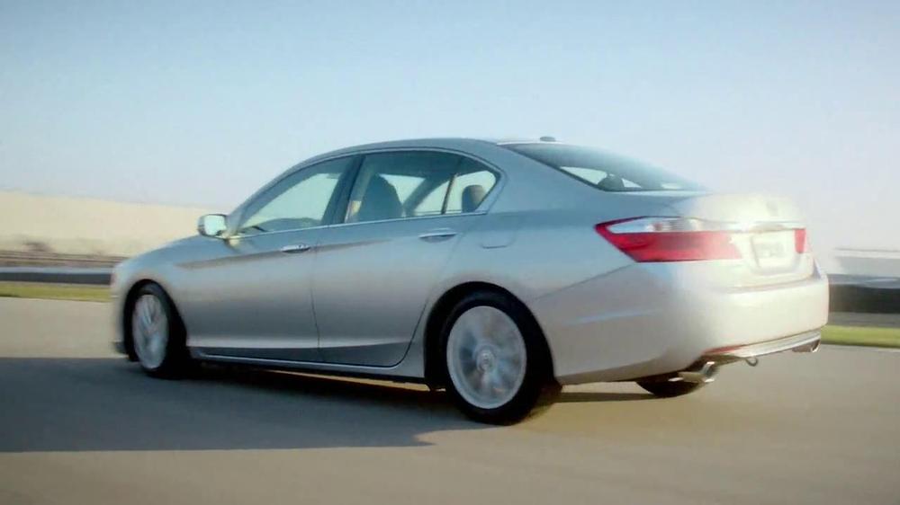 Honda accord contour commercial song