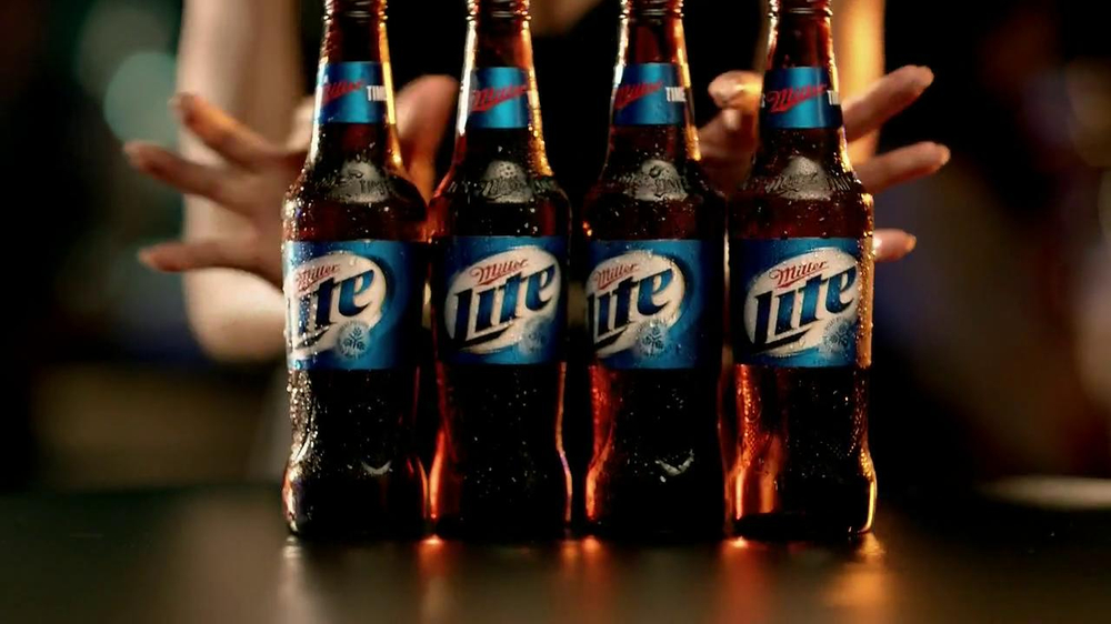 Miller Lite TV Spot, 'See and Say' - Screenshot 9