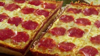 Little Caesars Deep, Deep Dish Pizza TV Spot, 'Hot-n-Ready'
