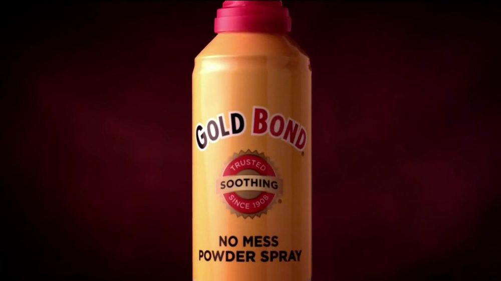 Gold Bond Powder Spray TV Spot Featuring Shaquille O'Neal - Screenshot 10