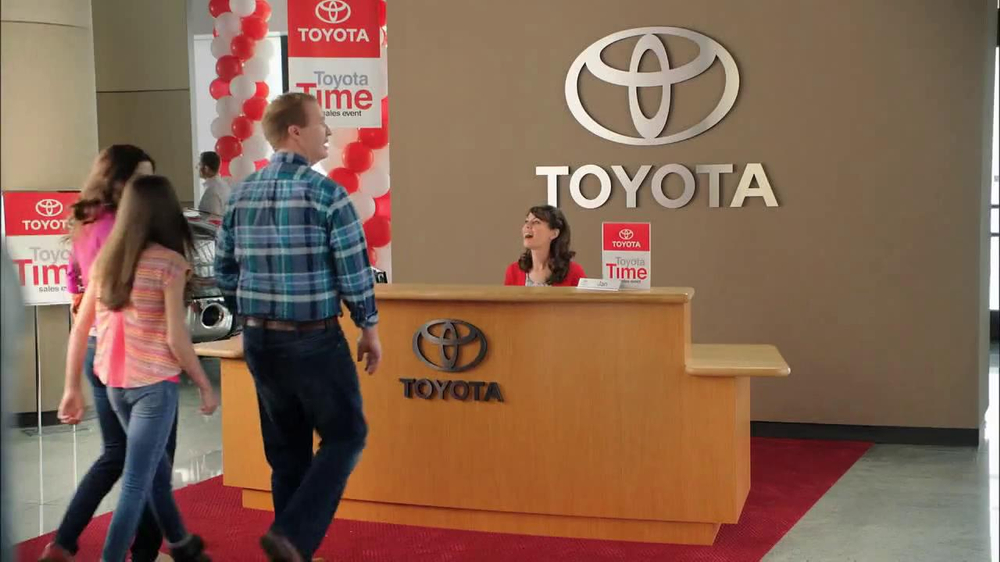 Toyota Time Sales Event TV Spot, 'Great Memory' - Screenshot 1