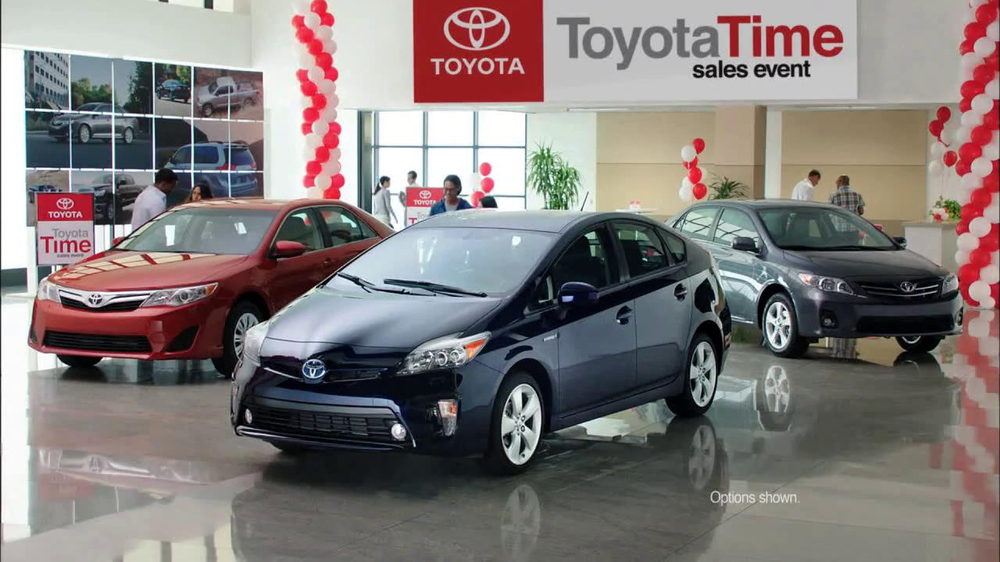 Toyota Time Sales Event TV Spot, 'Great Memory' - Screenshot 3