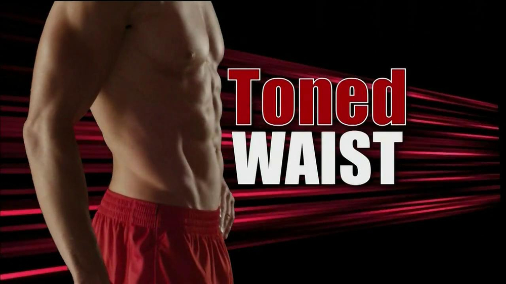 Ab Carver Pro TV Spot, 'Toned Waist' - Screenshot 1