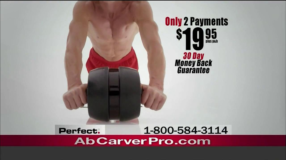 Ab Carver Pro TV Spot, 'Toned Waist' - Screenshot 10