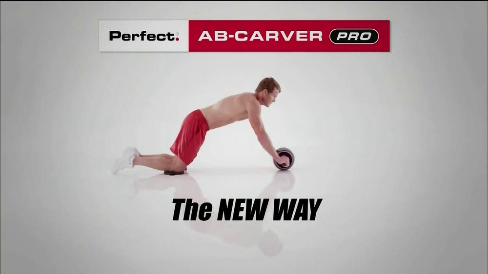 Ab Carver Pro TV Spot, 'Toned Waist' - Screenshot 2