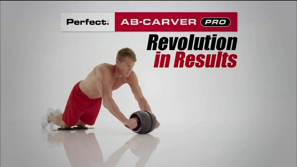 Ab Carver Pro TV Spot, 'Toned Waist' - Screenshot 3