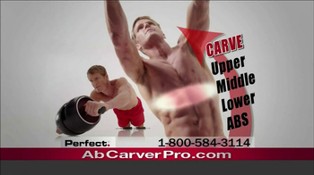 Ab Carver Pro TV Spot, 'Toned Waist' - Thumbnail 6