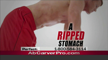 Ab Carver Pro TV Spot, 'Toned Waist' - Thumbnail 9