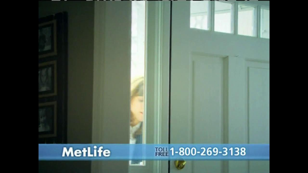 Metlife TV Spot, 'Dad's Accident' - Screenshot 1