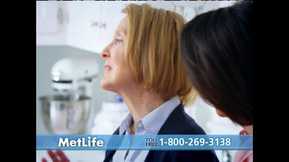 Metlife TV Spot, 'Dad's Accident' - Screenshot 2