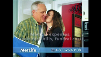 Metlife TV Spot, 'Dad's Accident' - Thumbnail 6