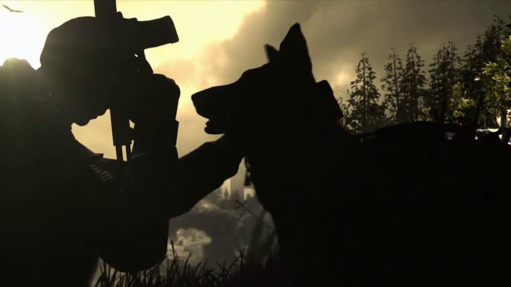 Call of Duty: Ghosts TV Spot, 'Masked Warriors' - Screenshot 7