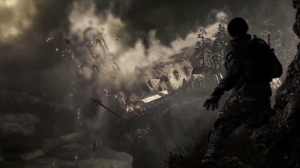 Call of Duty: Ghosts TV Spot, 'Masked Warriors' - Screenshot 8