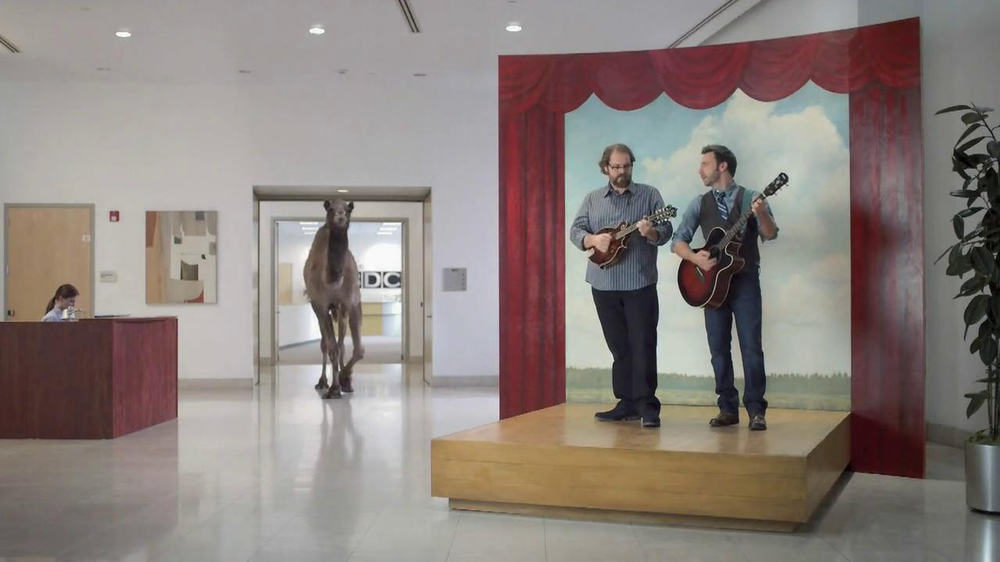 GEICO TV Spot, 'Camel on Hump Day' - Screenshot 8