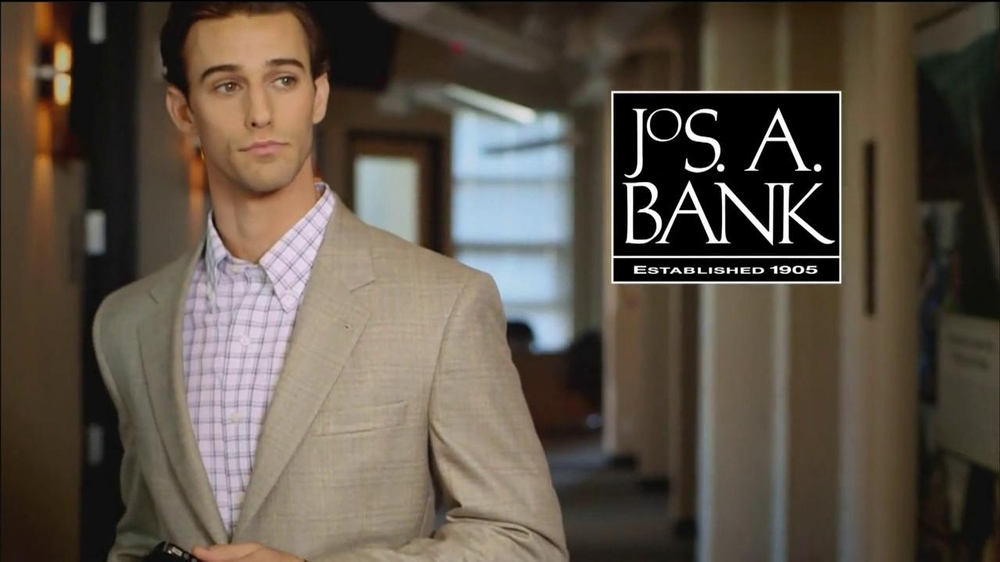 JoS. A. Bank Business Casual Event TV Commercial - iSpot.tv Joseph A Bank