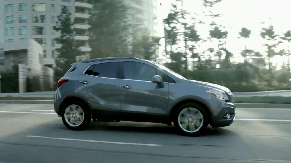 Buick Encore Commercial Actress