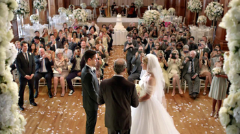 Microsoft Nokia Lumia 920 TV Spot, 'Wedding Fight'