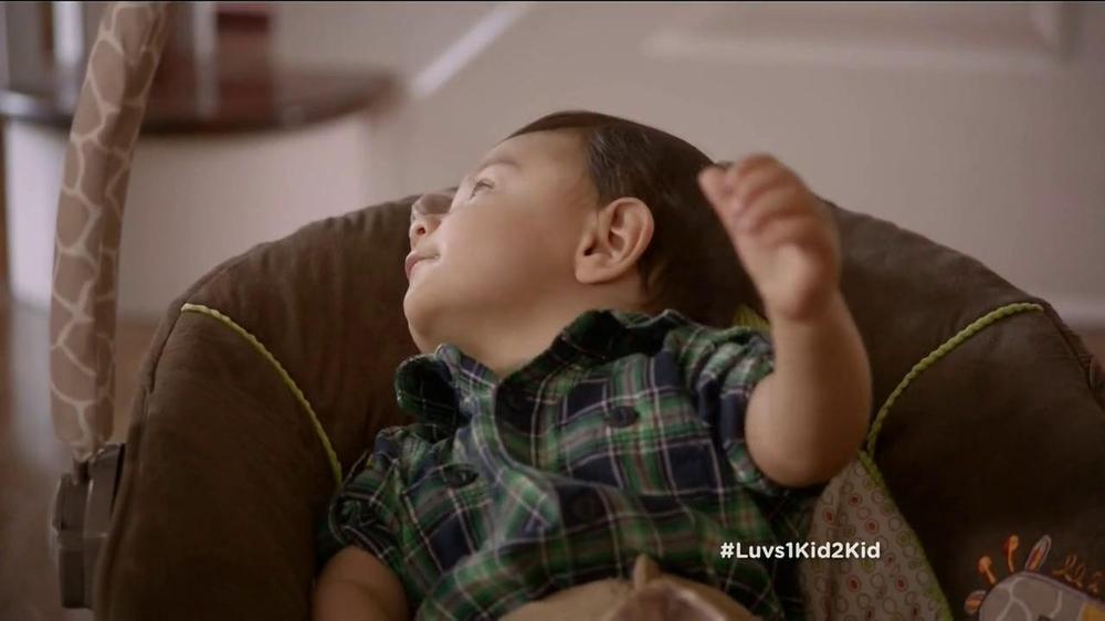 Luvs TV Spot, 'Park' - Screenshot 4