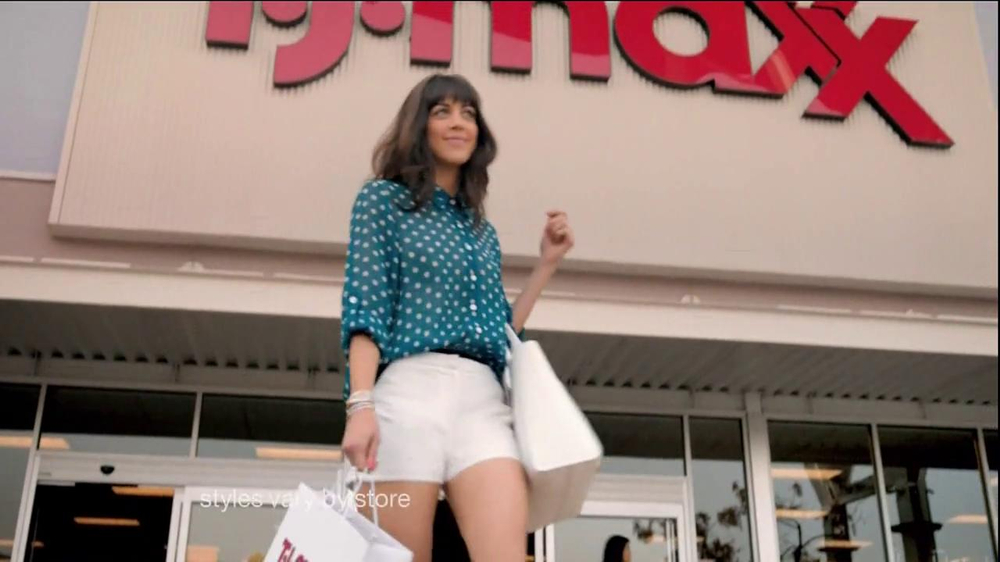 TJ Maxx TV Spot, 'Crash-Dating' - Screenshot 4