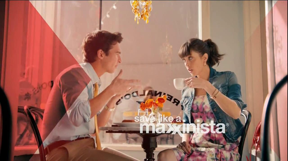 TJ Maxx TV Spot, 'Crash-Dating' - Screenshot 6