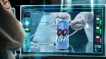 Coors Light TV Spot, 'World's Most Refreshing Can' Featuring Ice Cube - Thumbnail 2