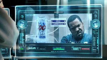 Coors Light TV Spot, 'World's Most Refreshing Can' Featuring Ice Cube - Thumbnail 4