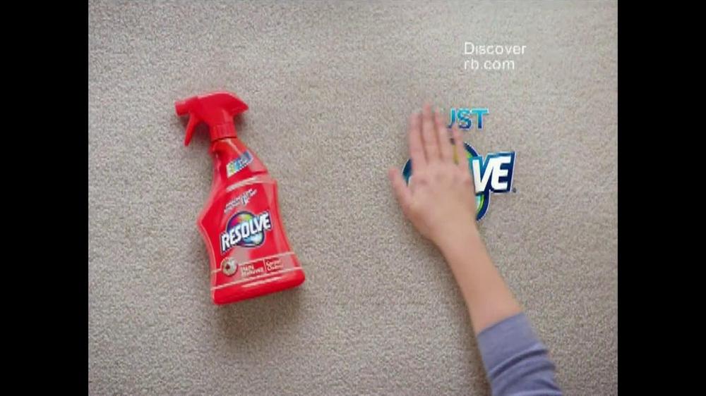 Resolve Stain Remover Tv Spot Carpet Monsters Ispot Tv