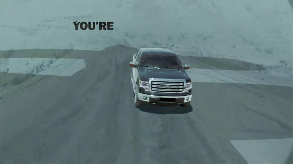 2013 Ford F-150 TV Commercial, 'Torque' - iSpot.tv