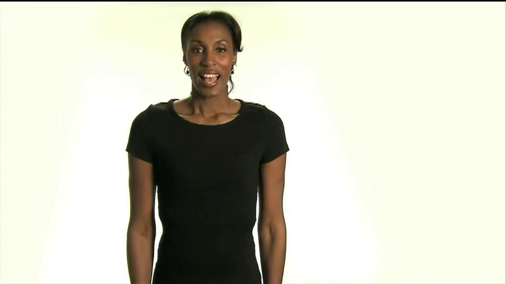 Cartoon Network TV Spot 'Stop Bullying' Featuring Lisa Leslie - Screenshot 1