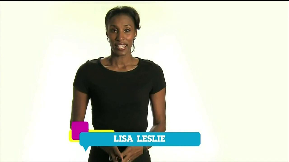 Cartoon Network TV Spot 'Stop Bullying' Featuring Lisa Leslie - Screenshot 2
