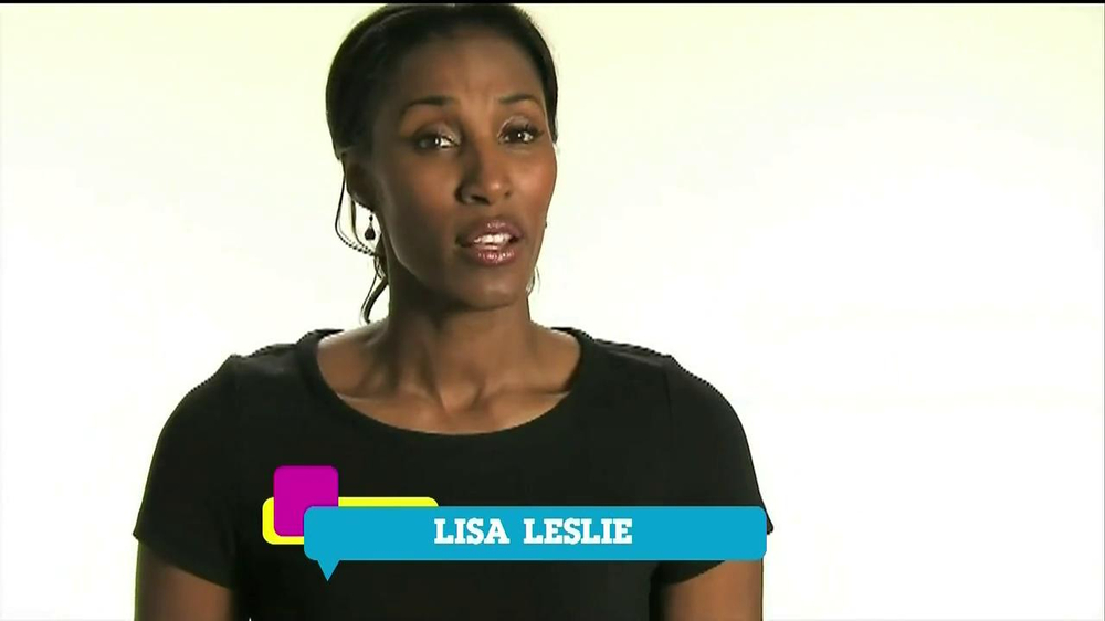 Cartoon Network TV Spot 'Stop Bullying' Featuring Lisa Leslie - Screenshot 3