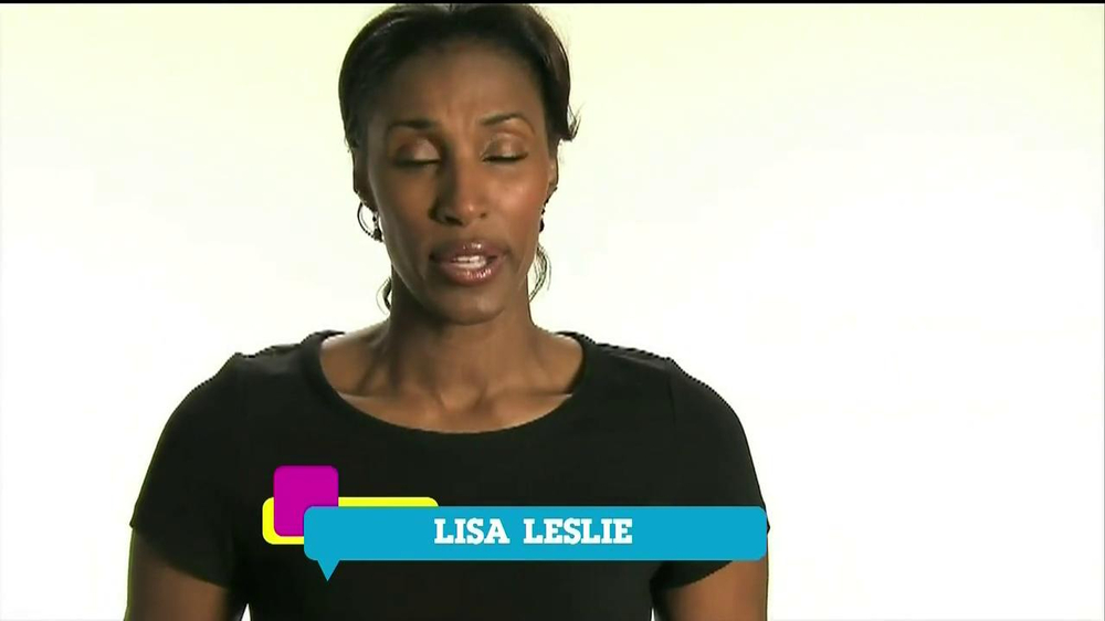 Cartoon Network TV Spot 'Stop Bullying' Featuring Lisa Leslie - Screenshot 4