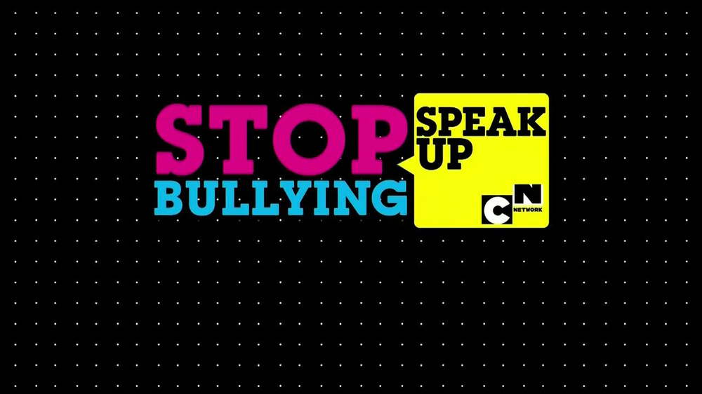Cartoon Network TV Spot 'Stop Bullying' Featuring Lisa Leslie - Screenshot 9