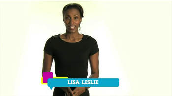 Cartoon Network TV Spot 'Stop Bullying' Featuring Lisa Leslie - Thumbnail 2