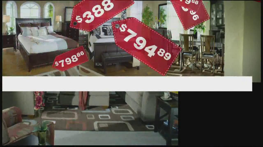Ashley Furniture Homestore Tv Commercial 39 Red Tag Sale 39