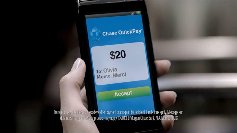 Chase QuickPay TV Spot, 'Babysitter' - Screenshot 10