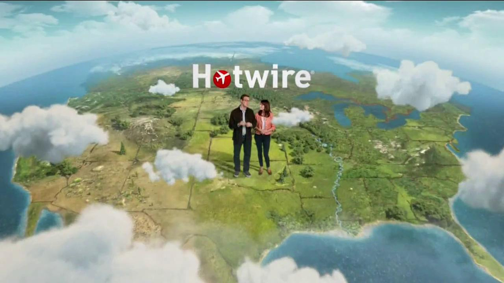 hotwire great weekend sale tv commercial florida  seattle ispottv