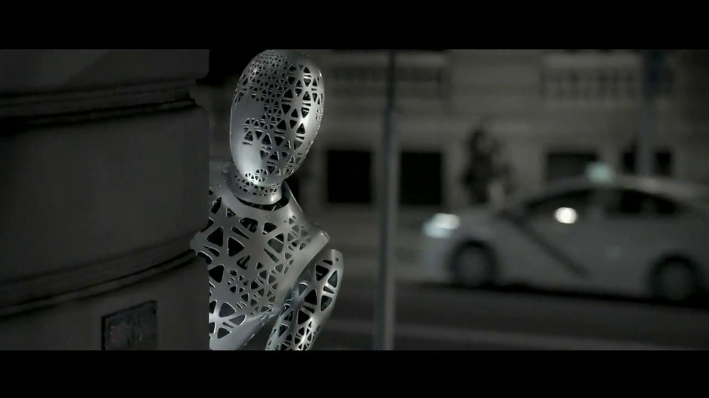 Lexus TV Spot, 'Amazing in Motion: Steps' Song by Kristina Train - Screenshot 4