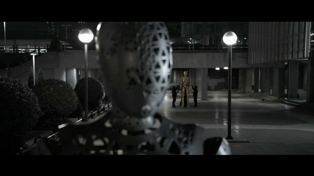 Lexus TV Spot, 'Amazing in Motion: Steps' Song by Kristina Train - Screenshot 7