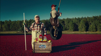 Ocean Spray Cran-Lemonade TV Spot, 'Tire Swing'