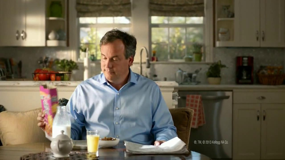 Kellogg's Raisin Bran TV Spot, 'Dad' - Screenshot 2