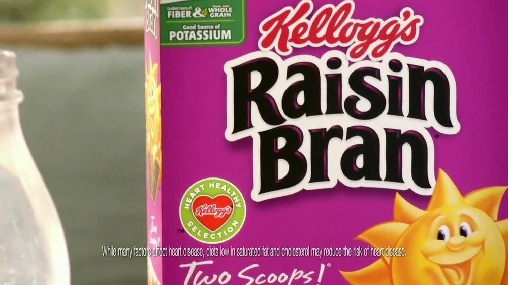 Kellogg's Raisin Bran TV Spot, 'Dad' - Screenshot 7