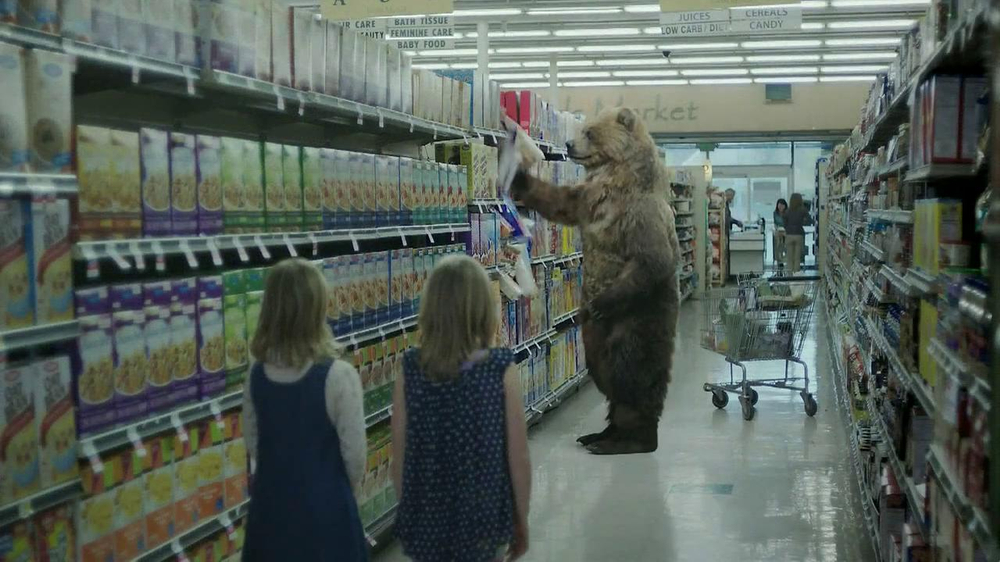 Tempur-Pedic TV Spot, 'Bear' - Screenshot 3