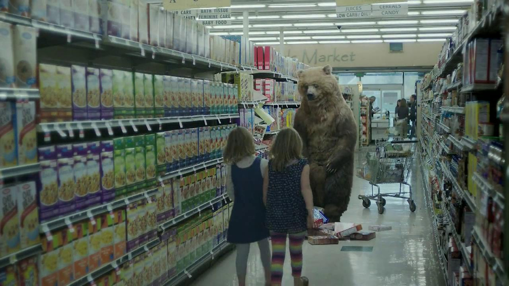 Tempur-Pedic TV Spot, 'Bear' - Screenshot 4