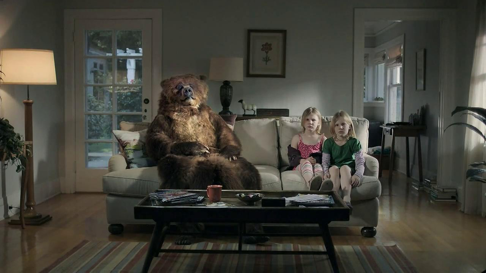 Tempur-Pedic TV Spot, 'Bear' - Screenshot 6