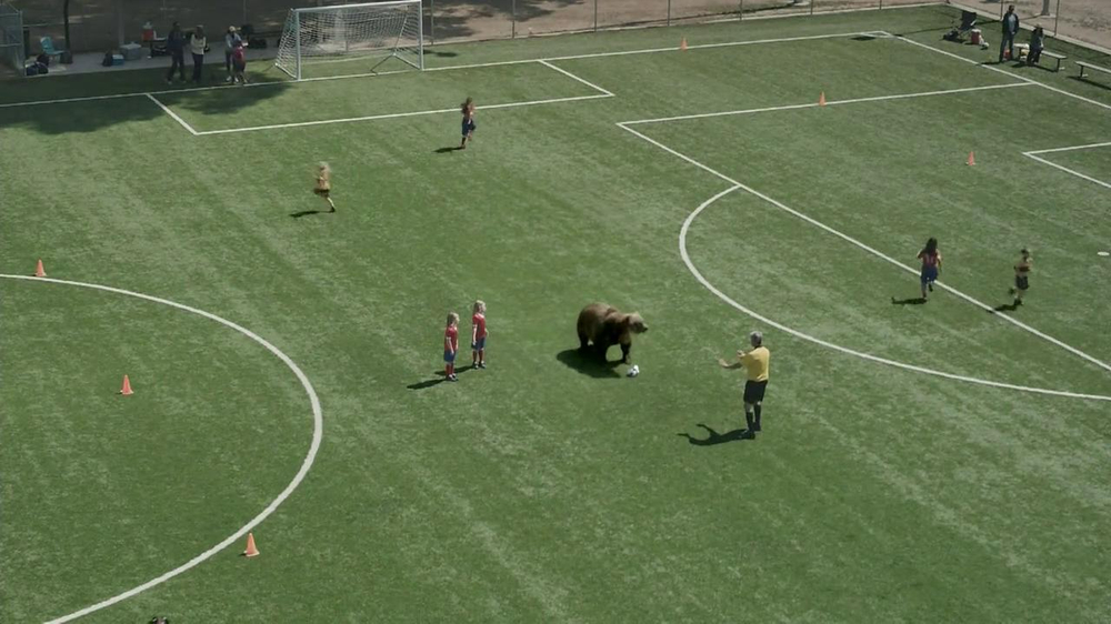 Tempur-Pedic TV Spot, 'Bear' - Screenshot 7