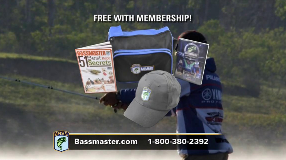 B.A.S.S. Membership TV Spot - Screenshot 5