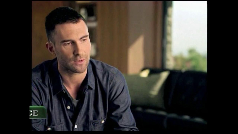 Everyday Health Media TV Spot, 'Own Your ADHD' Featuring Adam Levine - Screenshot 1